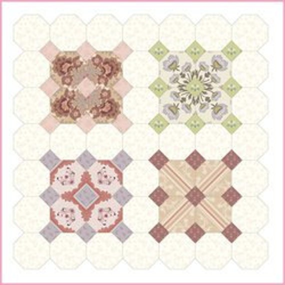 English Paper Piecing Pack No. 30