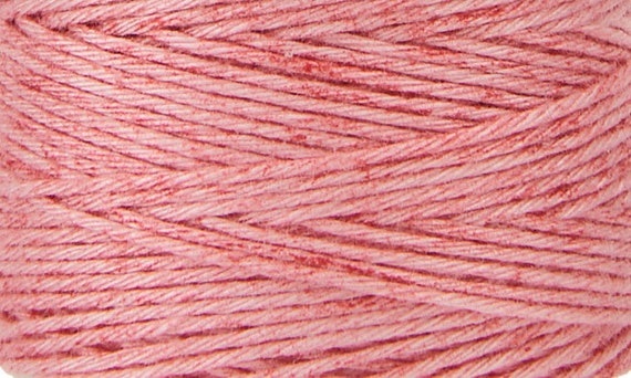 Hidamari - COSMO Sashiko Thread - 89-201 Melange Strawberry Milk