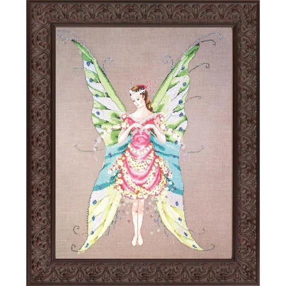 Fairy Roses - Mirabilia - Cross Stitch Chart