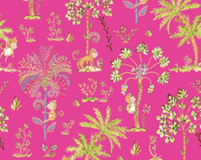 Sundara Oasis Lalika Pink - 1/2yd