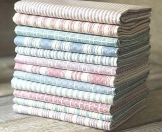 TILDA Tea Towel - 12 Fat Quarters