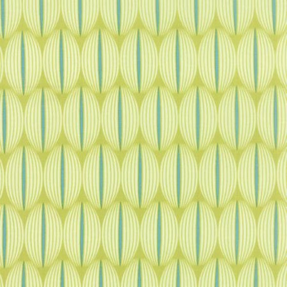 For You Lined Up Apple - 1/2yd