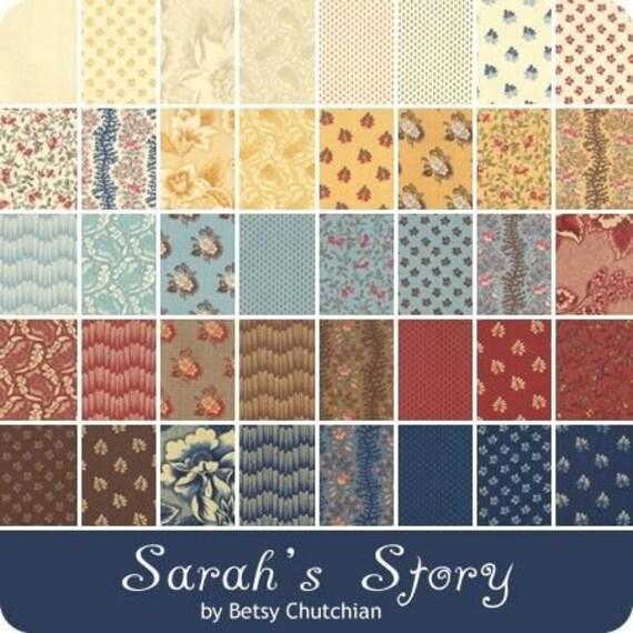 Sarah's Story - Betty Chutchian - Jelly Roll