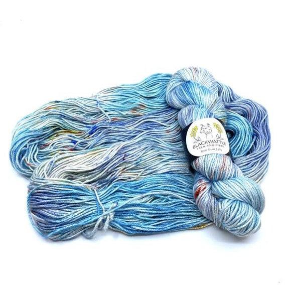 Black Wattle - Blue Gum DK - Radiance