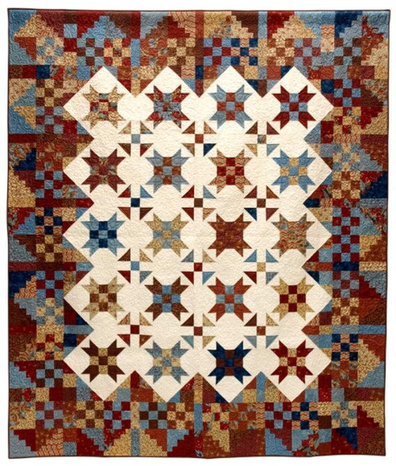 Simply Fun - Glad Creations GC157 - Quilt Pattern
