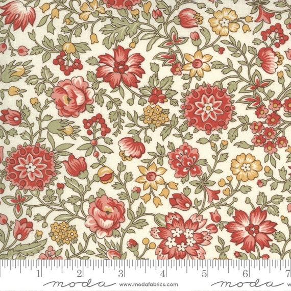 Jardin de Fleurs 1389420 - French General - 1/2yd
