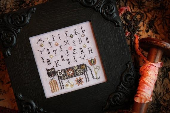 Olga - Plum Street Samplers - Cross Stitch Chart