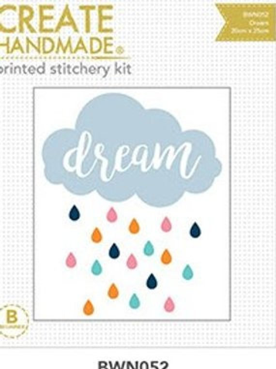 Embroidery Kit for Beginners - Dream