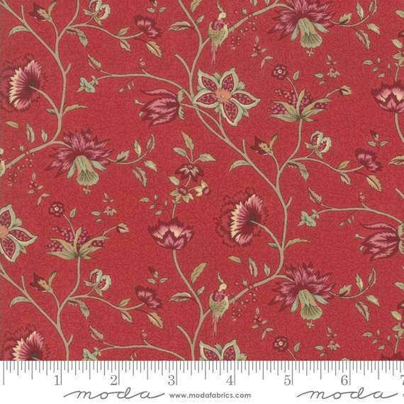 Le Beau Papillon - French General - 1386111 - 1/2yd