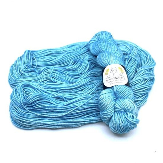 Black Wattle - Blue Gum DK - Luminous