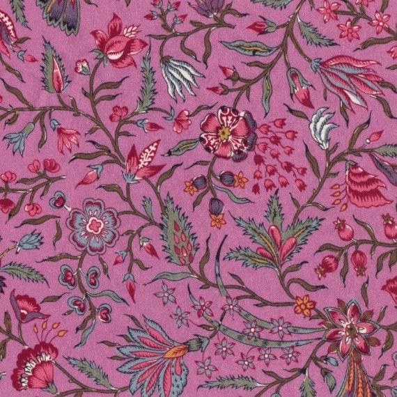 Dutch Heritage 4023 Pink- 1/2yd