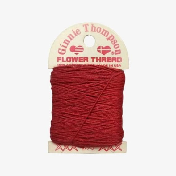 Ginnie Thompson Flower Thread - #293