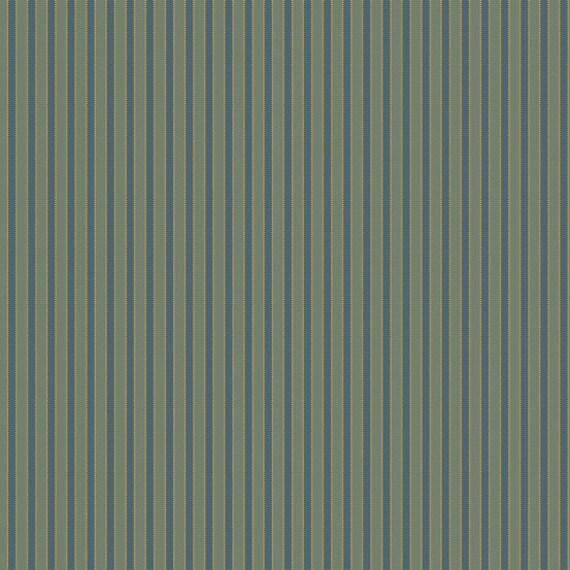 Carlisle - Stripe Blue 8473KB - 1/2yd