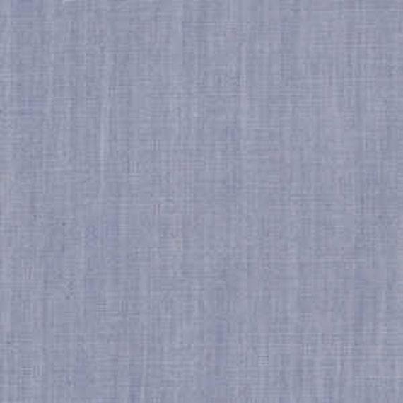 AGF Denim Studio - Infused Hydrangea  - 58 inch x 1/2yd