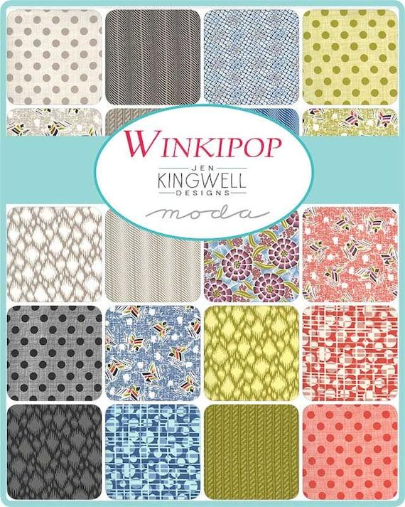 Winkipop by Jen Kingwell - Layer Cake