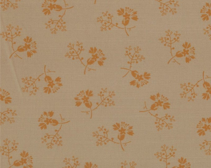 Floral Gatherings Cheddar - 1/2yd