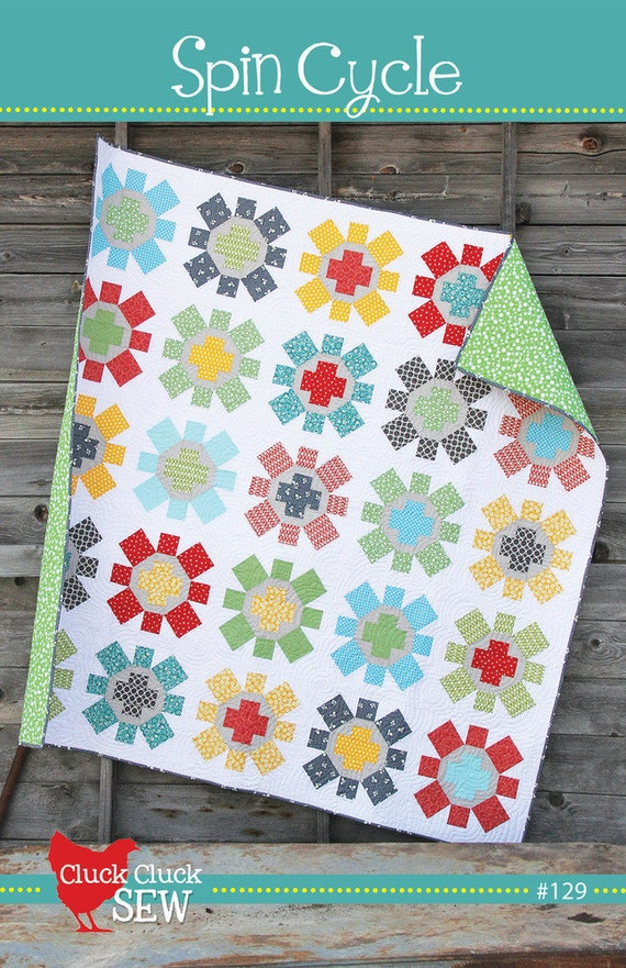 Spin Cycle by Cluck Cluck Sew