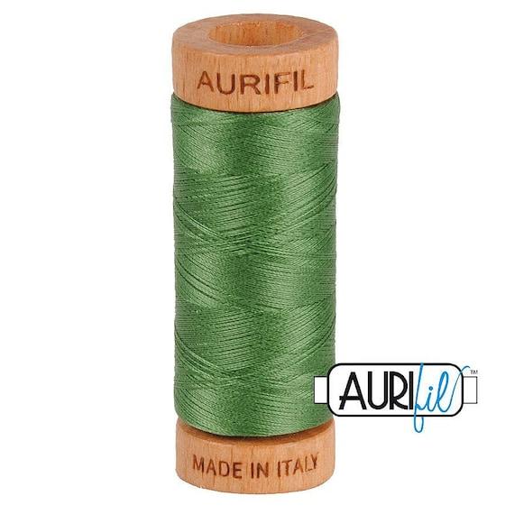 Aurifil 80wt -  Dk Grass Green 2890