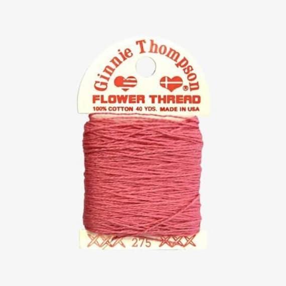 Ginnie Thompson Flower Thread - #275