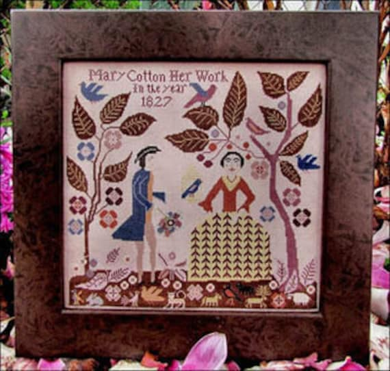 Mary Cotton - Kathy Barrick - Chart Only