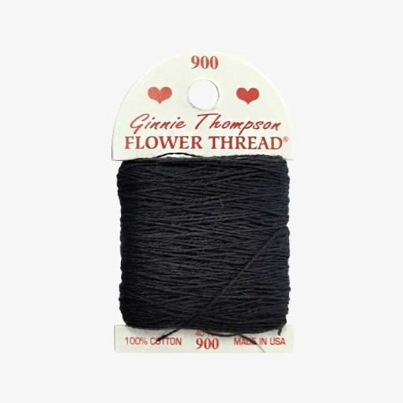 Ginnie Thompson Flower Thread - #900