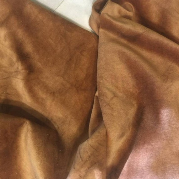 Velveteen - Potato by Lady Dot Creates - 18 x 10 inches