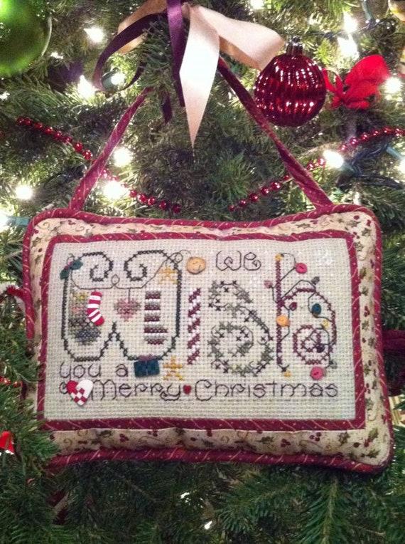Wish - Shepherd's Bush - Cross Stitch Chart
