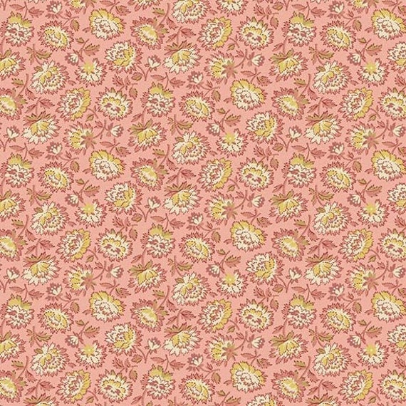 Bed of Roses by Laundry Basket A8993LE - 1/2yd