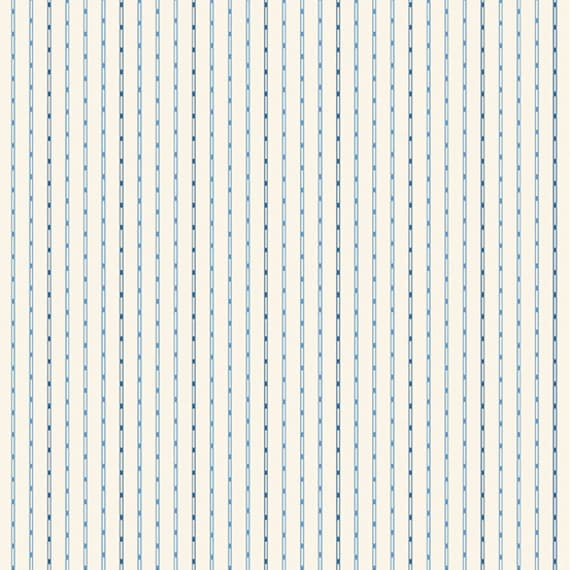 Blue Sky by Laundry Basket A8514L - 1/2yd