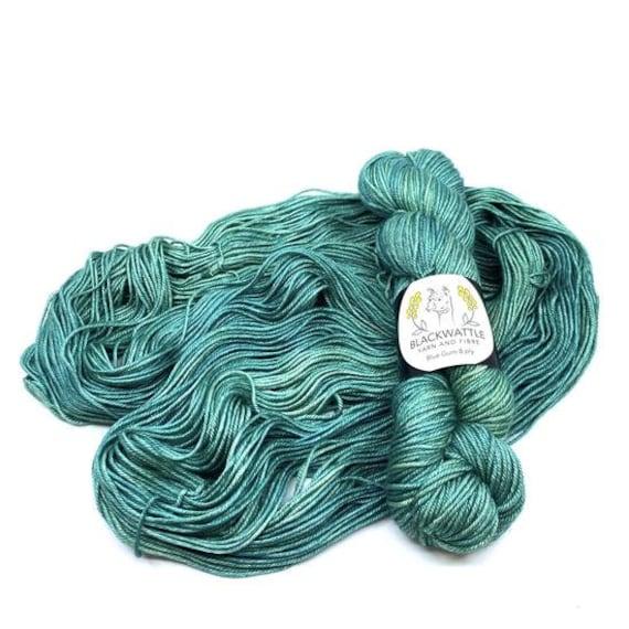 Black Wattle - Blue Gum DK - Whirlpool