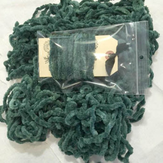 Chenille Trim by Lady Dot Creates - Sequoia - 3 yds
