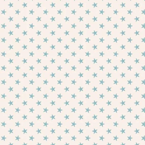TILDA Classic Basics - Tiny Star Lt Blue 130038