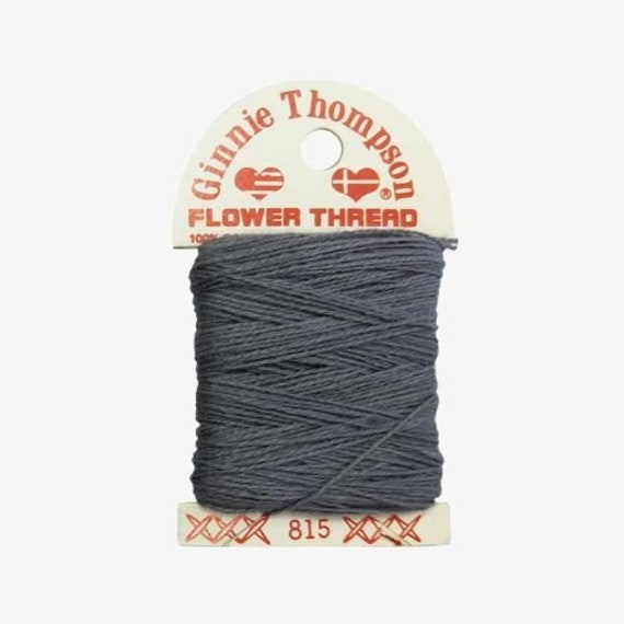 Ginnie Thompson Flower Thread - #815