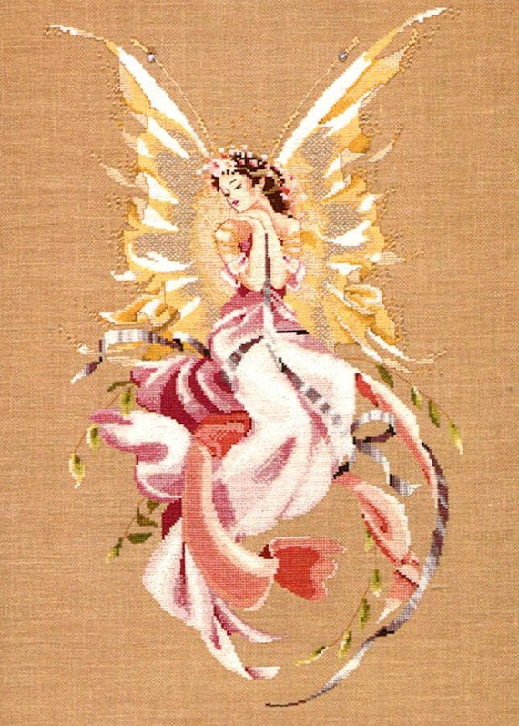 Titania - Mirabilia - Cross Stitch Chart
