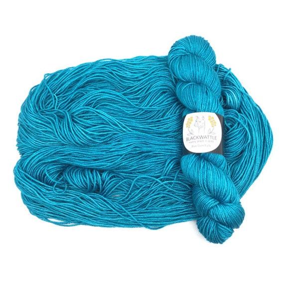 Black Wattle - Blue Gum DK - Vivid