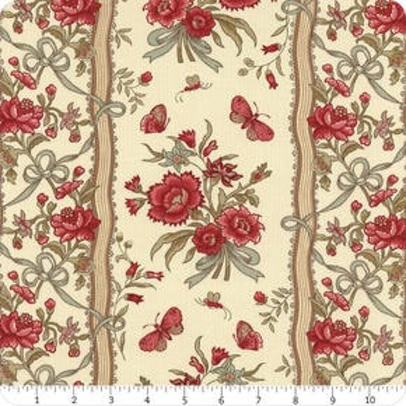 Le Beau Papillon - French General - 1386912 - 1/2yd