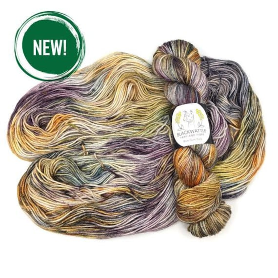 Black Wattle - Sweet Pea 4 ply - Some Day