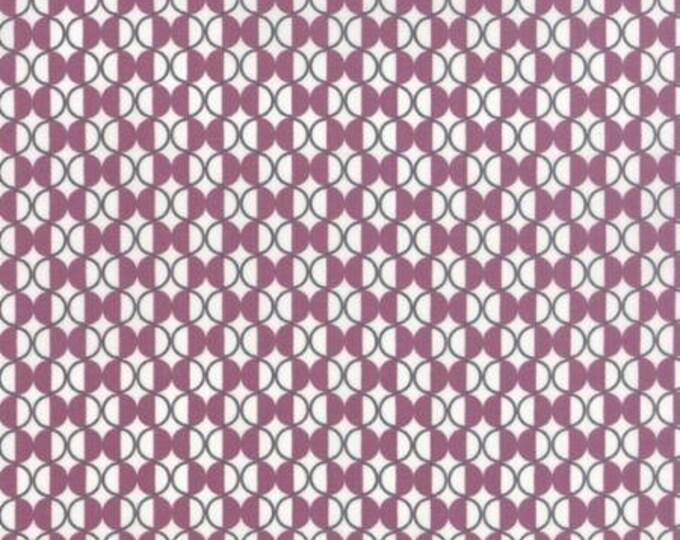 Chic Neutrals Bangle Plum Linen Blend - 1/2yd