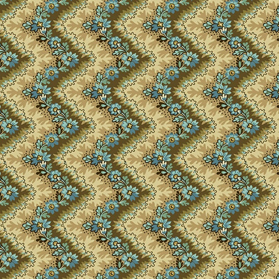 Rochester by Di Ford Hall - 9128B - 1/2yd