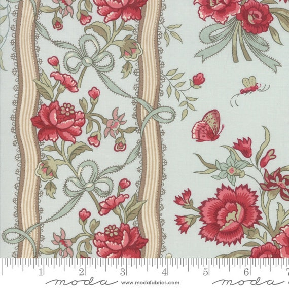 Le Beau Papillon - French General - 1386914 - 1/2yd