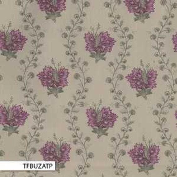 Mas d'Ousvan - Suza Tea Purple - 24 x 44 inches