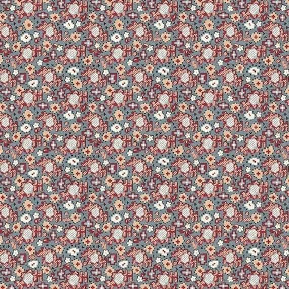 Dutch Heritage - Antique Textile Company 4016 - 1/2 yd