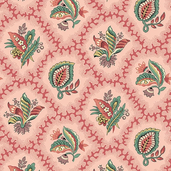 Rochester by Di Ford Hall - 9125R - 1/2yd
