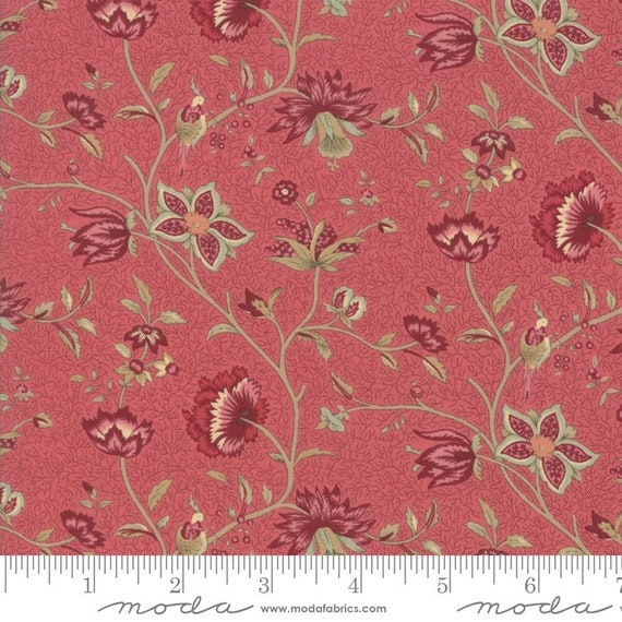 Le Beau Papillon - French General - 1386116 - 1/2yd