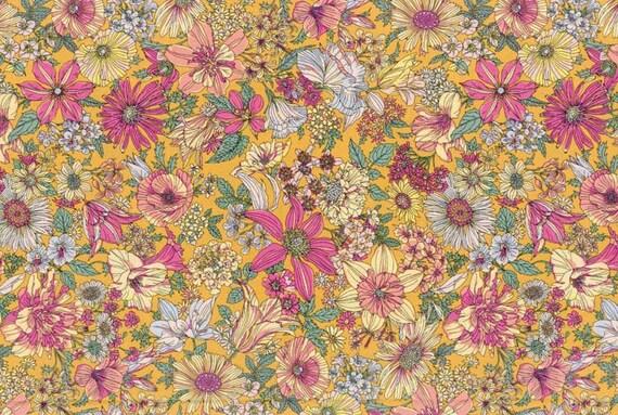 Lecien - Memoire a Paris Quilting Cotton - 82081440 - 1/2 yard