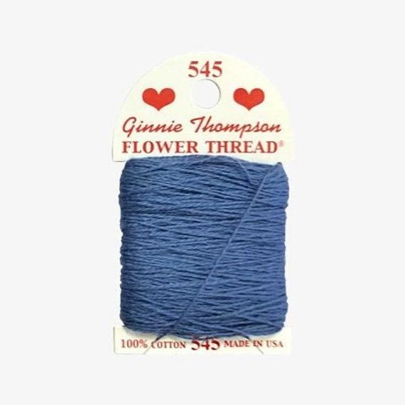 Ginnie Thompson Flower Thread - #545