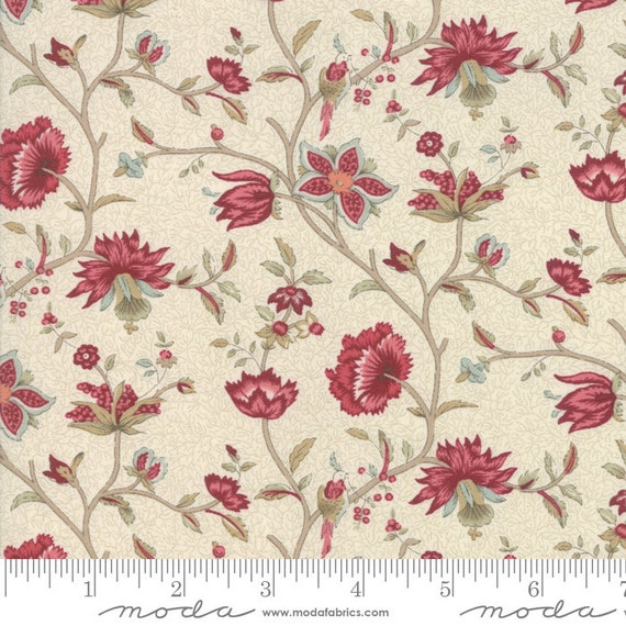 Le Beau Papillon - French General - 1386112 - 1/2yd