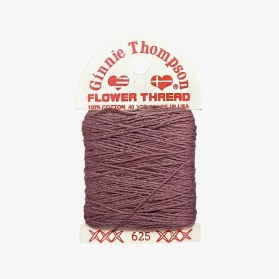 Ginnie Thompson Flower Thread - #625