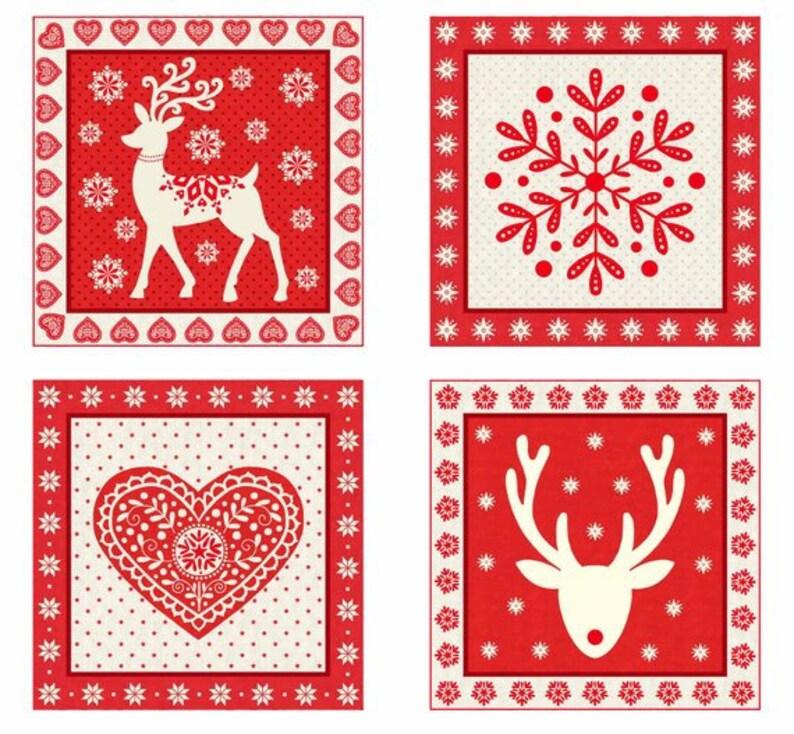 Christmas Scandi 1787S 12yd