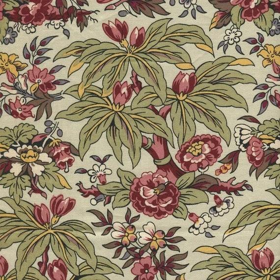 Dutch Heritage - Antique Textile Company 4010 - 1/2 yd
